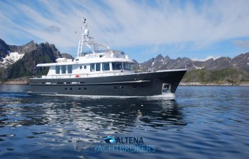 VRYBURG PB 61', Motorjacht  for sale by Altena Yachtbrokers
