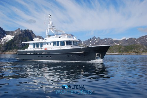 VRYBURG PB 61', Motor Yacht  for sale by Altena Yachtbrokers