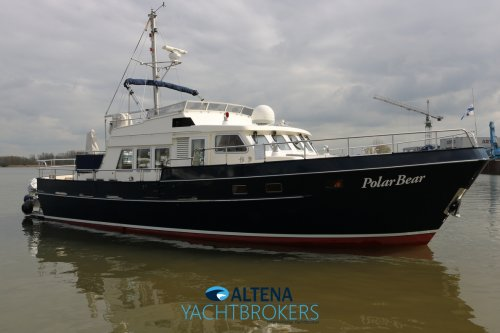 Altena Blue Water Trawler 48', Motorjacht  for sale by Altena Yachtbrokers