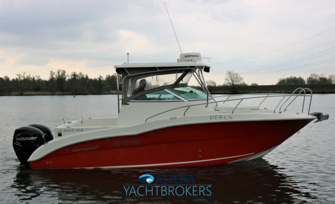 , Speedboat und Cruiser  for sale by Altena Yachtbrokers