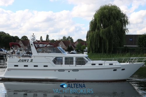 Brabant Yachting Spaceline 1425, Motorjacht  for sale by Altena Yachtbrokers