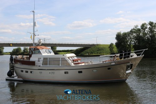 Flevo Kotter 1500 Exclusive, Motorjacht  for sale by Altena Yachtbrokers
