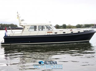 Valk Merlin 1400, Motorjacht  for sale by Altena Yachtbrokers