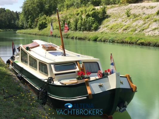 , Traditional/classic motor boat  for sale by Altena Yachtbrokers