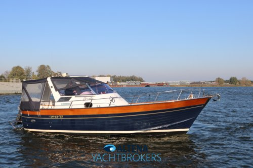 Apreamare Smeraldo 9 Semi cabinato, Motoryacht  for sale by Altena Yachtbrokers