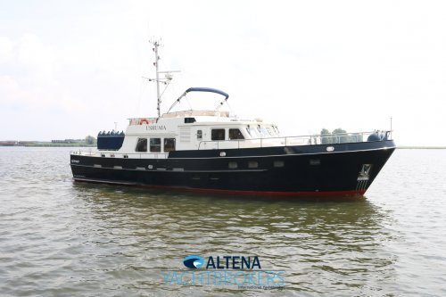 Altena Blue Water Trawler '58, Motoryacht  for sale by Altena Yachtbrokers