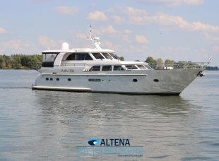 Van Der Valk Continental 1860, Motoryacht  for sale by Altena Yachtbrokers
