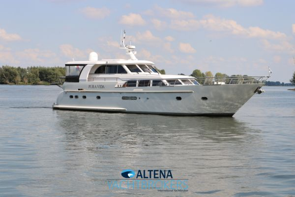 , Motoryacht  for sale by Altena Yachtbrokers