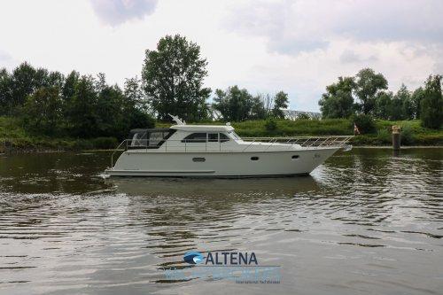 Van Der Heijden 12.50 OK, Motoryacht  for sale by Altena Yachtbrokers