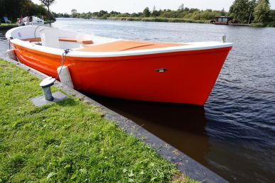 Harding 800 Full Electric, Sloep  for sale by Strada Watersport