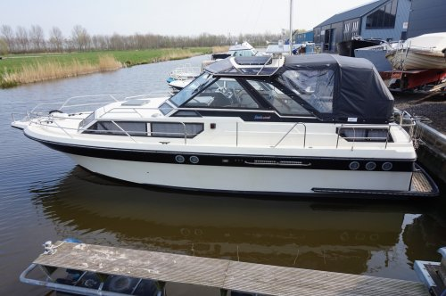 Scand 32 Atlantic, Motorjacht  for sale by Strada Watersport