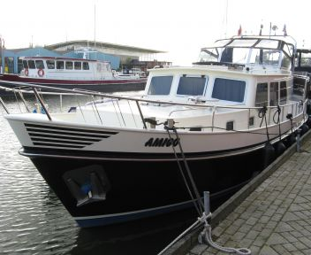 Groenveldkotter 1300, Motorjacht  for sale by Aqua Marina