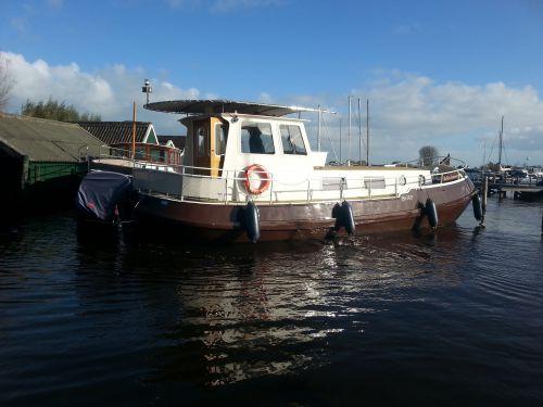 Lemsteraak Motoraak, Motorjacht  for sale by Aqua Marina