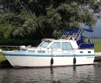 Aquanaut 930 Ak, Motorjacht  for sale by Aqua Marina