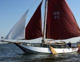 Gipon / Kooiman &de Vries Hoogars 9,2 Mtr., Flat and round bottom Gipon / Kooiman &de Vries Hoogars 9,2 Mtr. for sale by Sailcharter Friesland