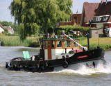 Sleepboot Met Monumentale A-status Ligplaats Met Woonvergunning In Rotterdam, Segling-husbåt  Sleepboot Met Monumentale A-status Ligplaats Met Woonvergunning In Rotterdam säljs av Multiships Scheepsbemiddelaar / Broker