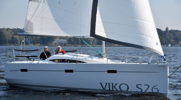 Viko Yachts S26, Zeiljacht  for sale by Connect Yachtbrokers