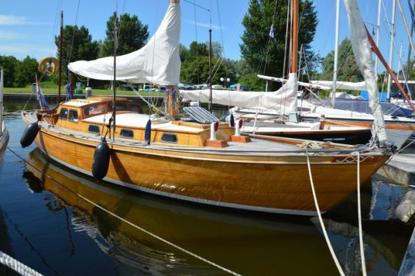 , Klassiek scherp jacht  for sale by Connect Yachtbrokers