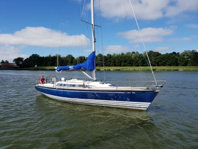 X-Yachts X-412 Mk II, Zeiljacht  for sale by Connect Yachtbrokers