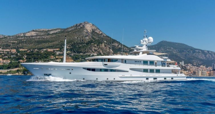 , Superjacht motor  for sale by Connect Yachtbrokers