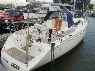 Maxi 1060 Sports-Line, Zeiljacht  for sale by Connect Yachtbrokers