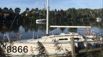 Ff 95, Zeiljacht  for sale by Connect Yachtbrokers