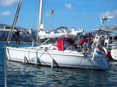 Etap 37S, Zeiljacht  for sale by Connect Yachtbrokers