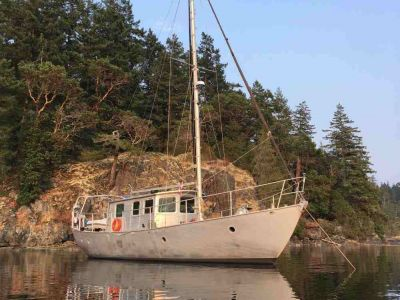 Expedition Pilothouse 46 Motorsailor, Motorzeiler  for sale by Connect Yachtbrokers