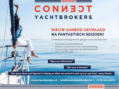 Zeil/motorjachten In Bemiddeling Gevraagd, Sailing Yacht  for sale by Connect Yachtbrokers