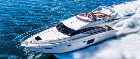 Princess 60, Motorjacht  for sale by Connect Yachtbrokers