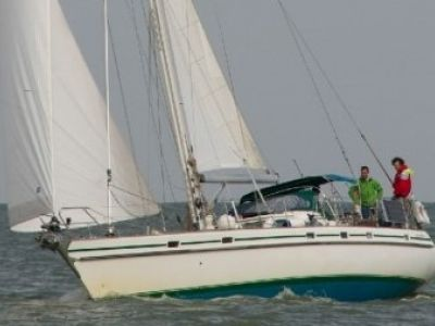 Contest 48 CS, Zeiljacht  for sale by Connect Yachtbrokers