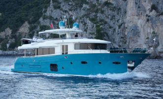 Apreamare Maestro 82, Motorjacht  for sale by Connect Yachtbrokers