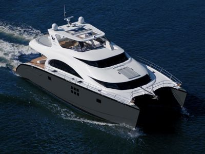 Sunreef 70, Motorjacht  for sale by Connect Yachtbrokers