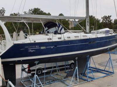 Beneteau Oceanis 523 Clipper, Zeiljacht  for sale by Connect Yachtbrokers