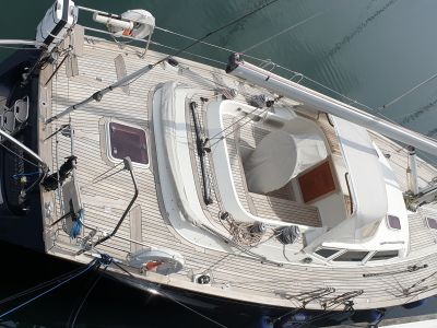 Contest 45CS, Zeiljacht  for sale by Connect Yachtbrokers