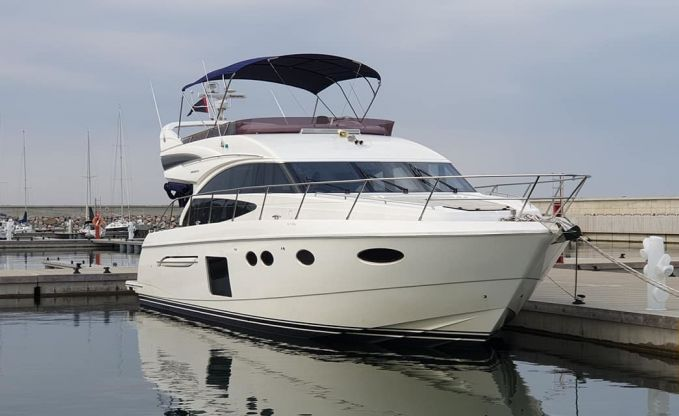 Princess 60 Fly, Motorjacht for sale by Connect Yachtbrokers