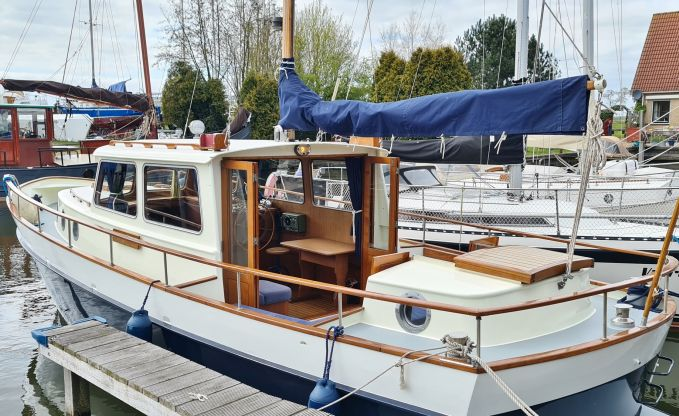 Koopmans Kotter 10.60, Motorjacht for sale by Connect Yachtbrokers