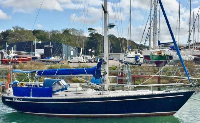 Breehorn 37, Zeiljacht for sale by Connect Yachtbrokers