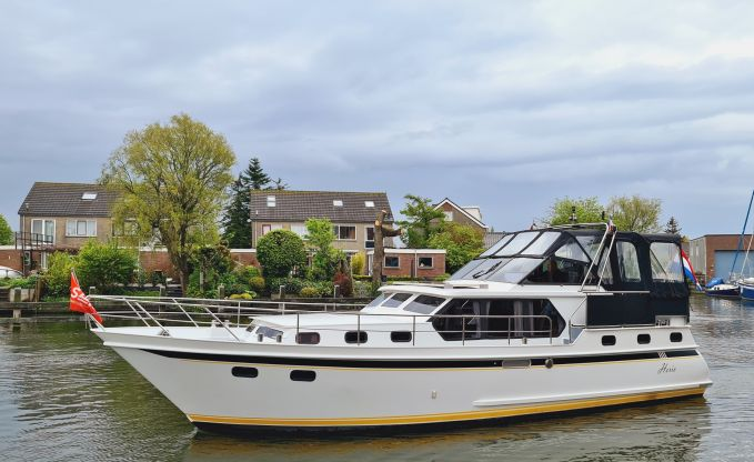 Valk CONTENT 12.60, Motorjacht for sale by Connect Yachtbrokers