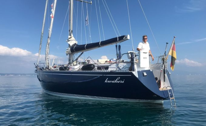 Azimut 42, Zeiljacht for sale by Connect Yachtbrokers