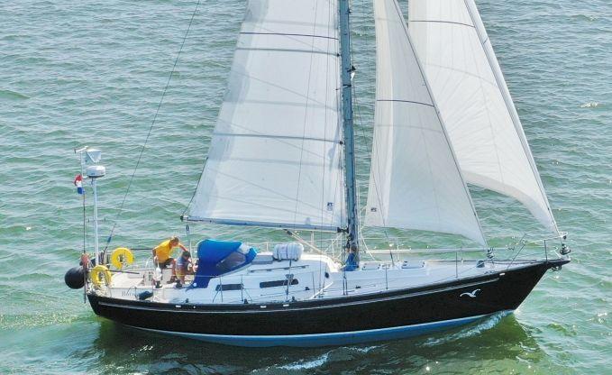 Koopmans 39 Kielmidzwaard, Zeiljacht for sale by Connect Yachtbrokers