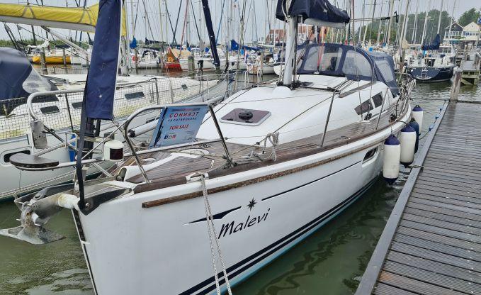 Jeanneau Sun Odyssey 36i, Zeiljacht for sale by Connect Yachtbrokers