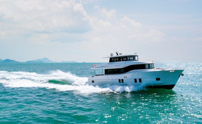 Gulf Craft Nomad 65SUV, Motorjacht for sale by Connect Yachtbrokers