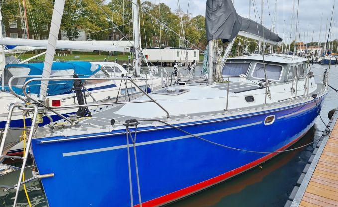 Willem Nieland Pilot Sail Explorer 12, Zeiljacht for sale by Connect Yachtbrokers