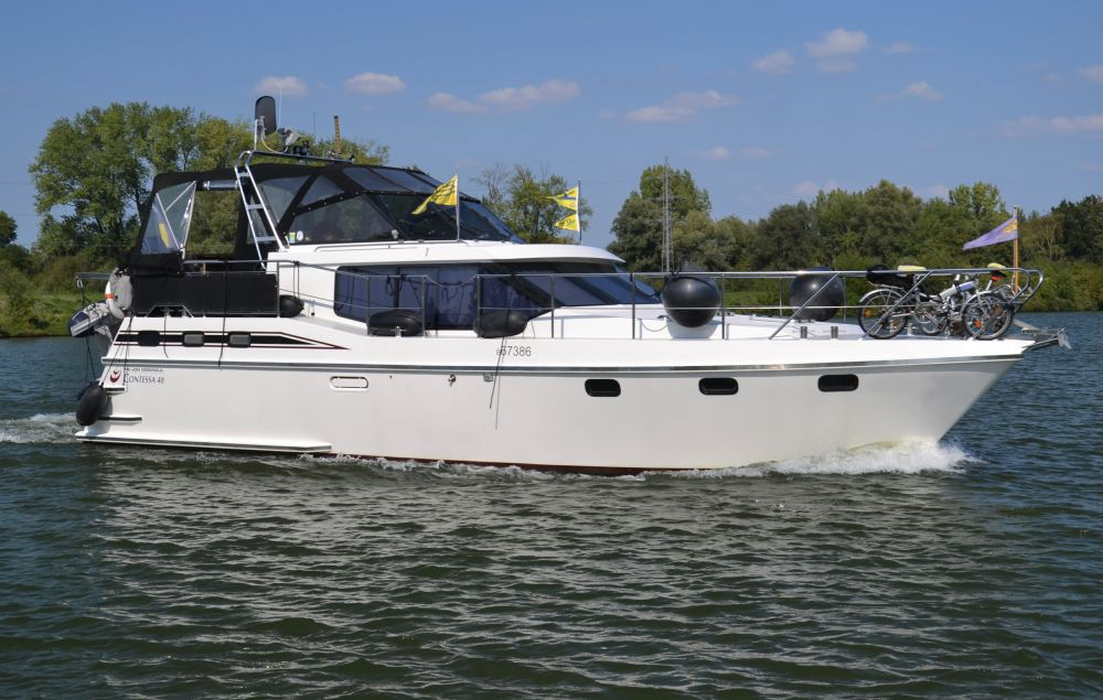 Vri-Jon Contessa 40, Motorjacht  for sale by All Waters Yachts