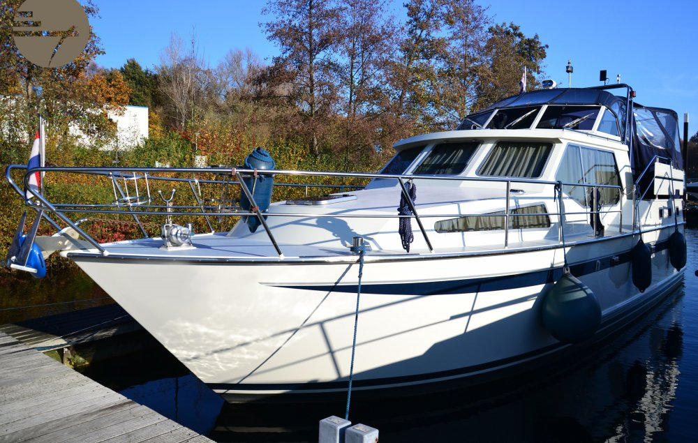 , Motorjacht  for sale by All Waters Yachts