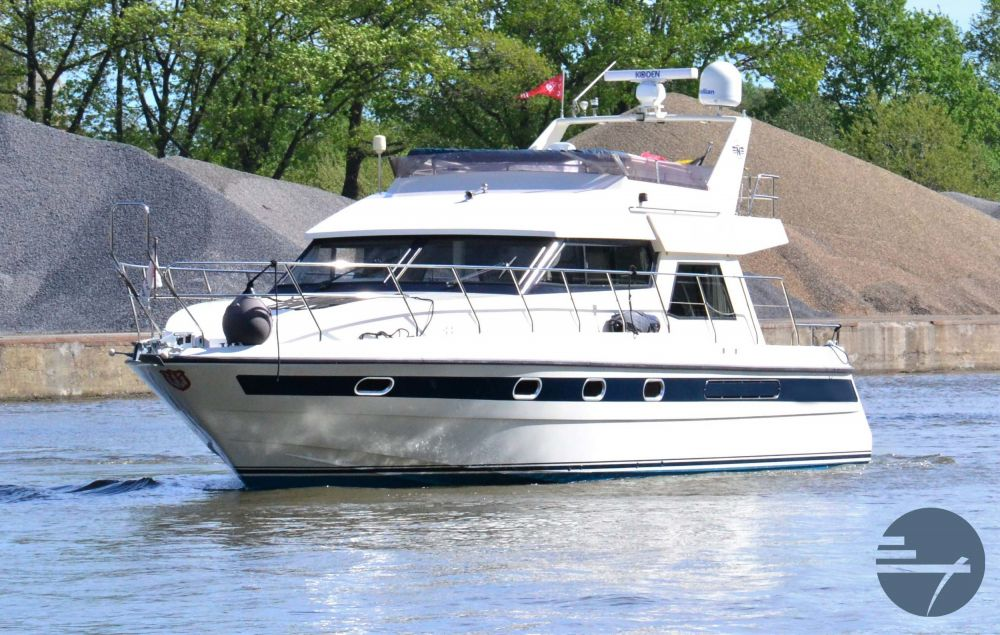 Neptunus 138, Motorjacht  for sale by All Waters Yachts