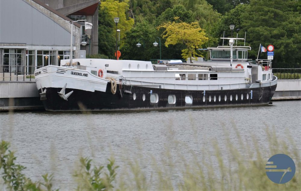 Mory Woonboot, Wohnboot  for sale by All Waters Yachts