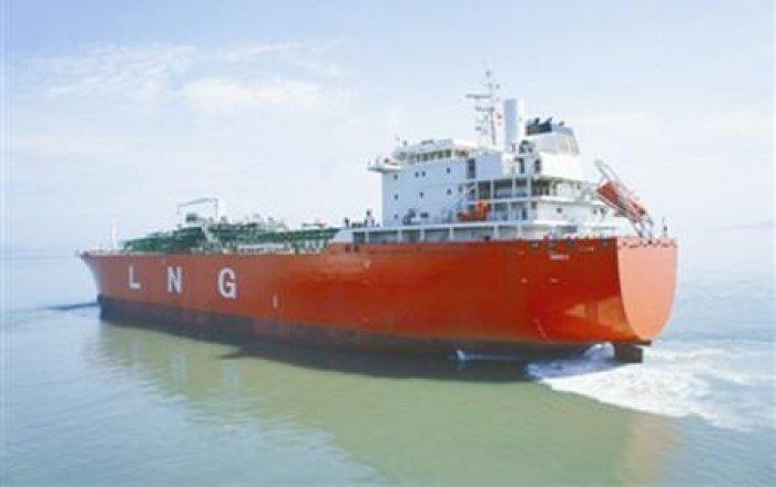 LNG Tanker Tanker, Berufsschiff(e)  for sale by Kriesels Shipbroker BV