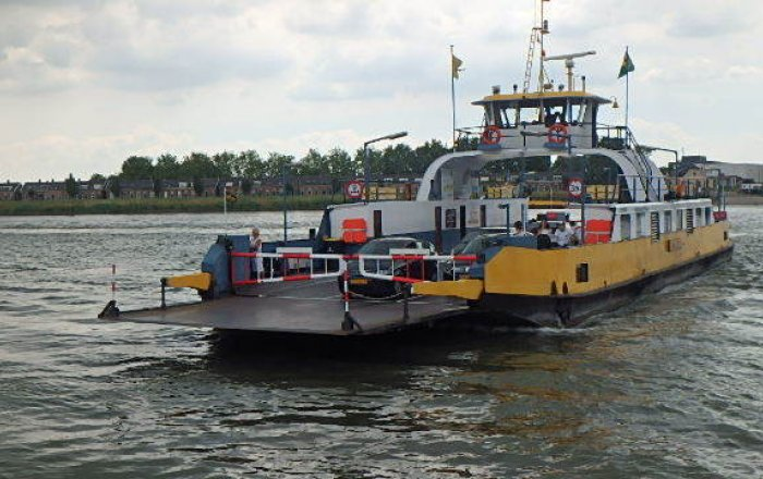 B32 Veerpont, Berufsschiff(e)  for sale by Kriesels Shipbroker BV